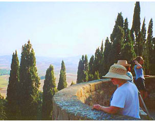 Tuscan Workshops excursions
